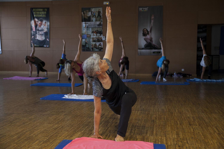 El fitness en la tercera edad. ¿Sí o no?