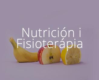 nutrición fisioterápia