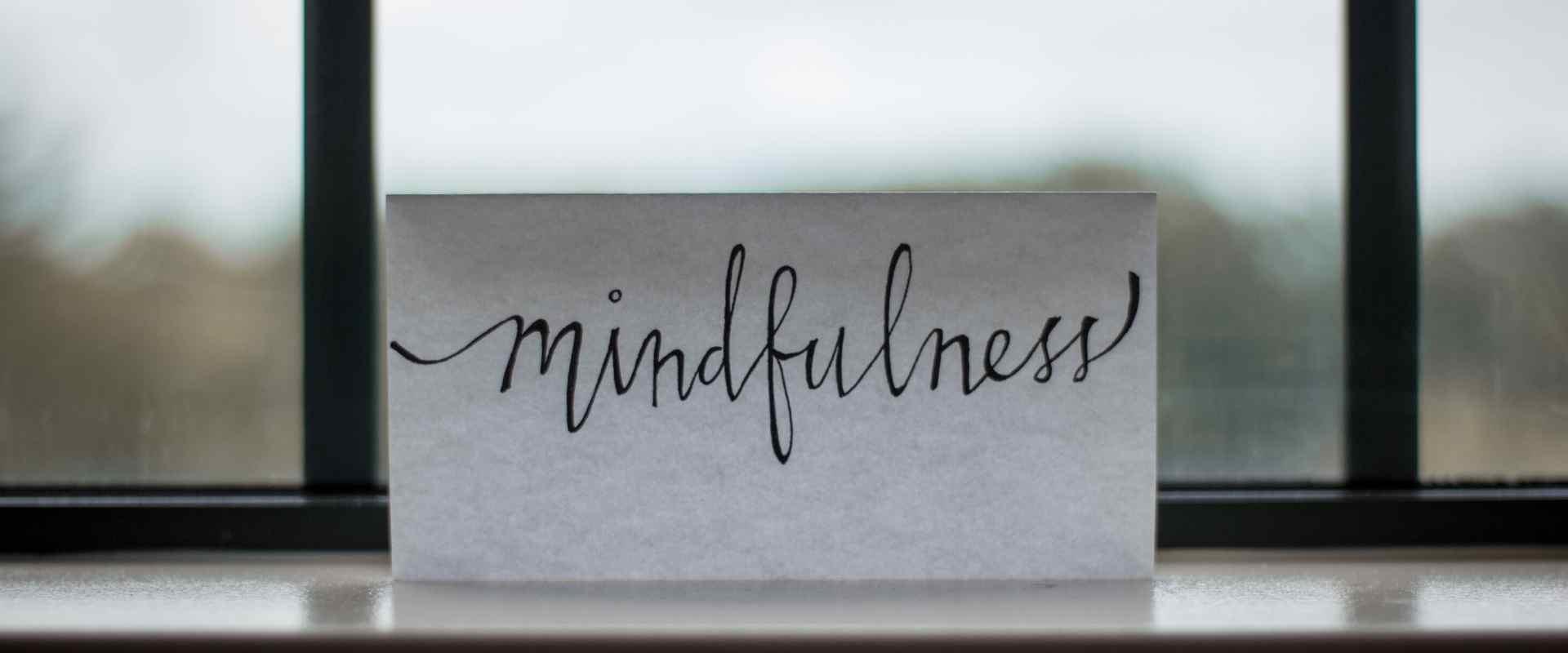 Objetivos de año nuevo con un enfoque mindfulness